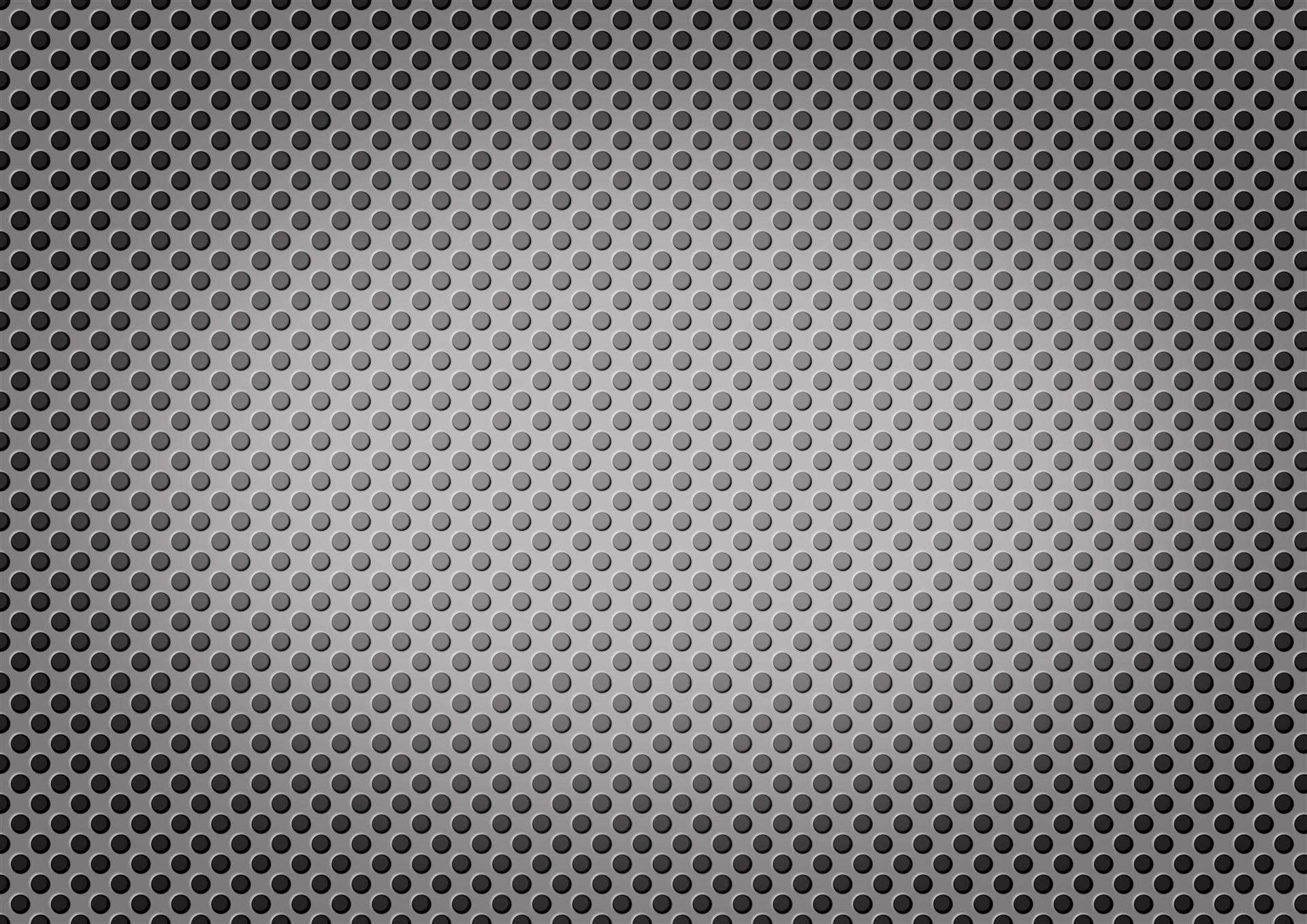 Tapete Metall, Textur, schwarz