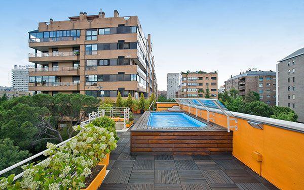 Ideas terrazas aticos terrazas jardin patios ideas - Ideas para aticos ...