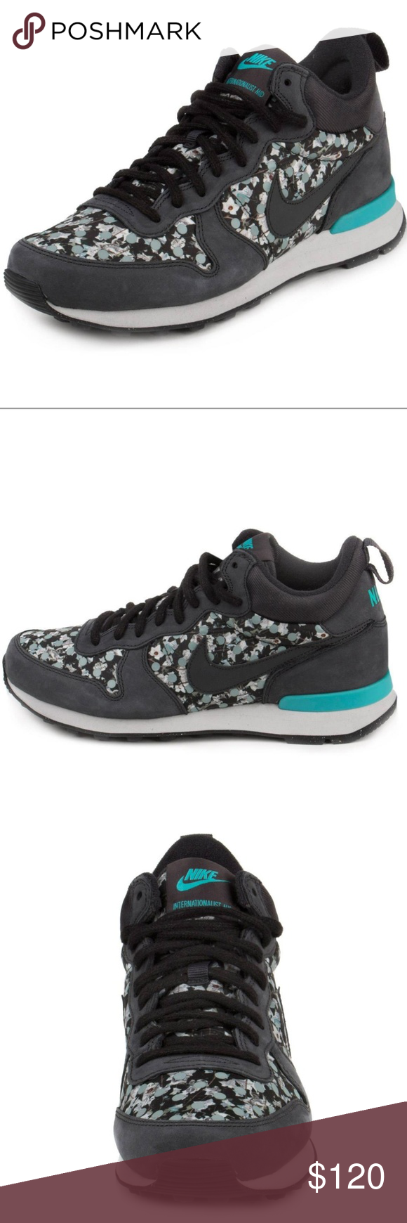 low priced f8af6 dfb10 NWOB Nike Women Internationalist Mid Liberty Sneak A very rare, premium  pair of Nike Sportswear