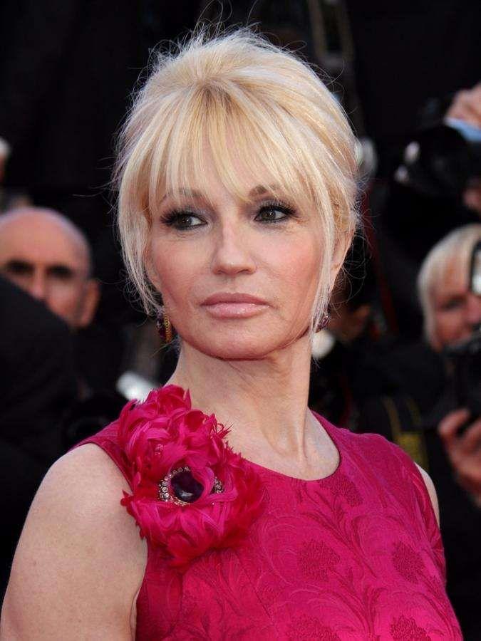 Beautiful Celebrity Women Aging The Most Gracefully Ellen Barkin