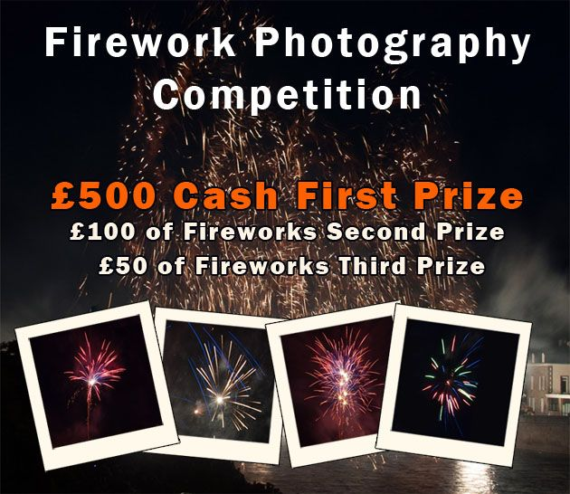 Firework Photography Competition