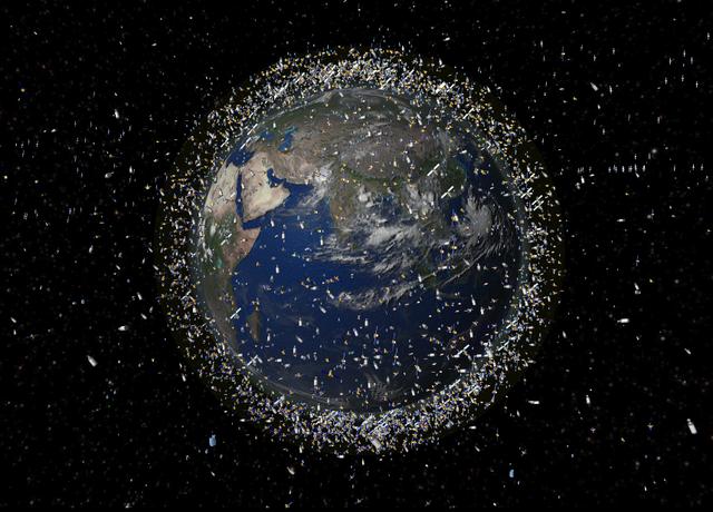 Vigilando la Tierra desde hace 70 aos  Tierra desde el espacio