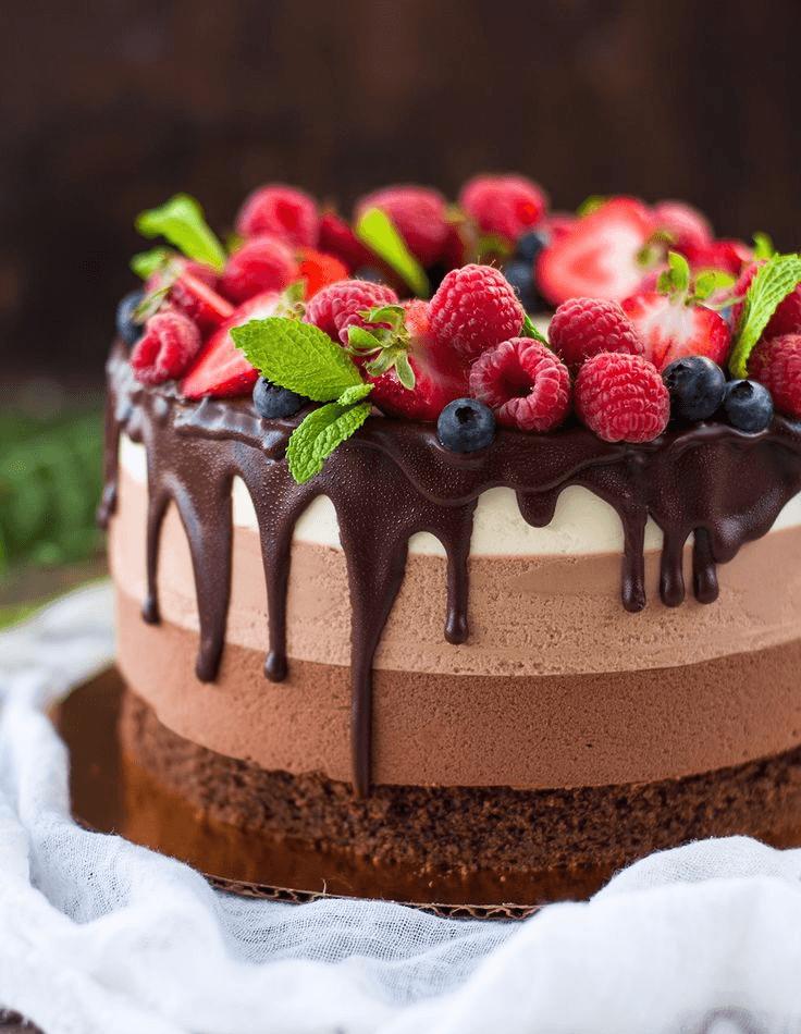 Картинки оформления торта