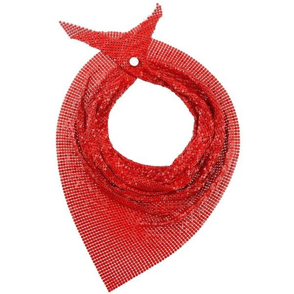 ACCESSORIES - Oblong scarves Paco Rabanne qs3s2qLF