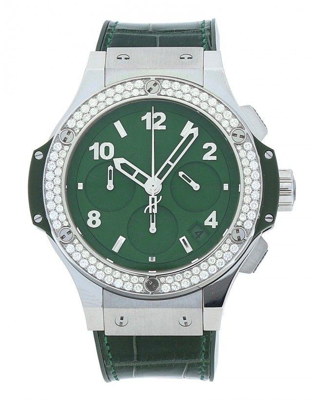 Watchmaster.com - Hublot Big Bang Chronograph 341.SV.5290.LR.1104