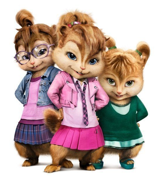 Alvin And The Chipmunks And The Chipettes Google Search Com