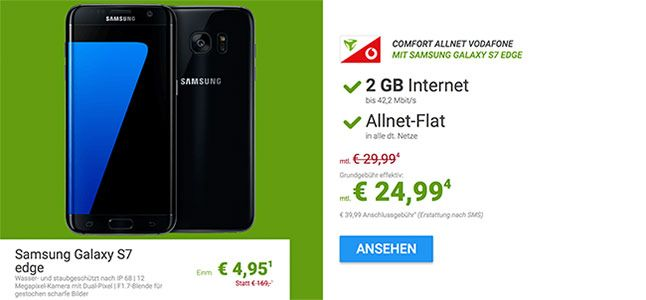 Mobilcom Debitel Comfort Allnet Handyvertrag Mobilfunkvertrag Mobilfunk