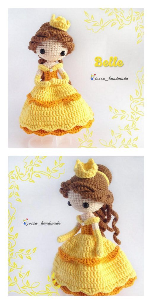 Amigurumi Ballerina Doll Free Pattern – Free Amigurumi Patterns
