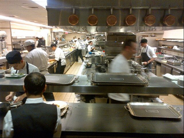 Gordon Ramsay At The London Restaurant And French 151 W St Btwn Ave New York Ny 10019