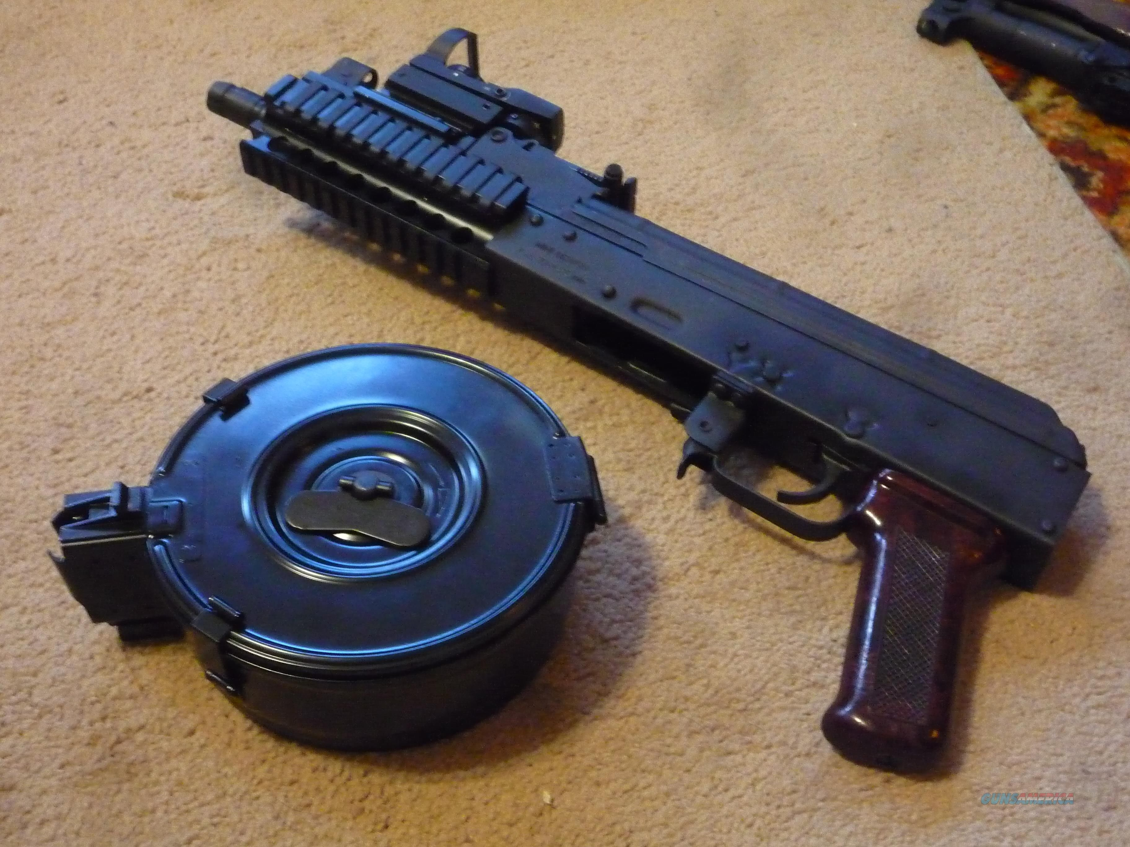 Draco Mini Custom Pistol   protection   Guns, Weapons guns