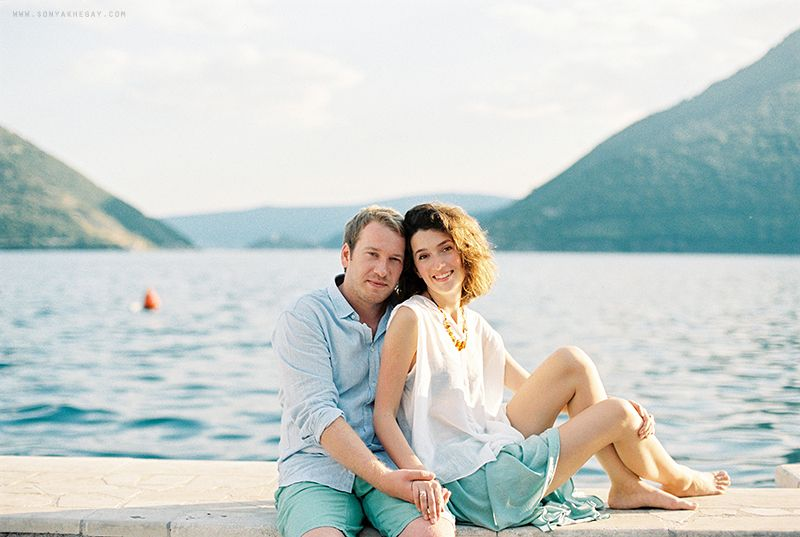more on the blog http://sonyakhegay.com/nika-sasha/ #sea #summer #love #mountains #couple #happy