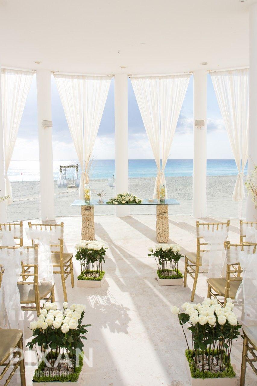 Destination Wedding Locations At AAA 5 Diamond Winner Le Blanc Resort And Spa Mexico Pixan Photography