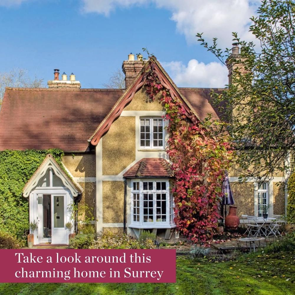 Take a tour around this country home in Surrey house tour