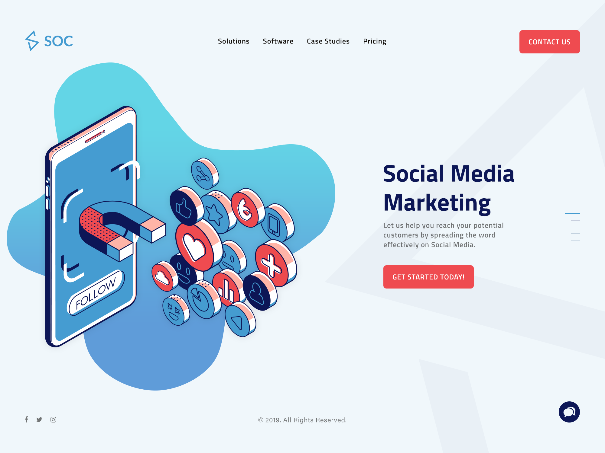 Social Media Marketing Agency Website Marketing Agency Website Social Media Marketing Agency Marketing Agency