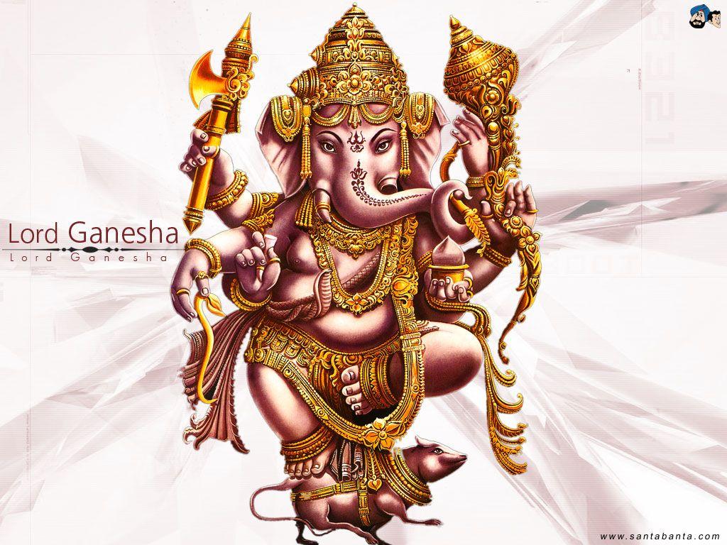Lord Ganesha Desktop Wallpapers: Lord Ganesha