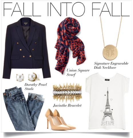 Ready or not, Fall is here and why not fall into it with style with Stella & Dot!