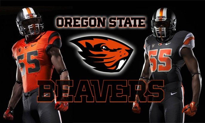 Oregon State Beaver Football Oregon State Beavers Football Oregon State Beavers Oregon State
