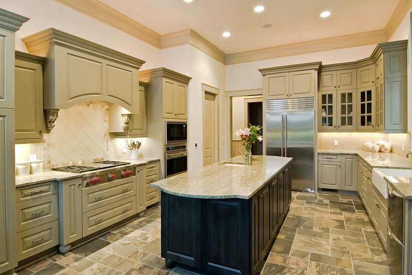 25 U Shaped Kitchen Designs (Pictures)