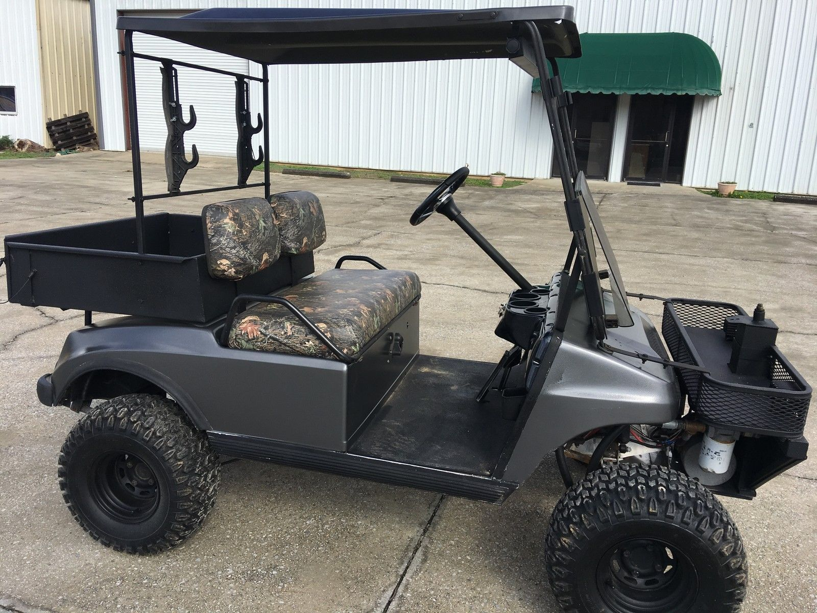 The exciting brand new street legal cruser sport elec car amp golf cart - Club Car Ds Golf Cart 4x4 Custom Hunting Buggy Ebay