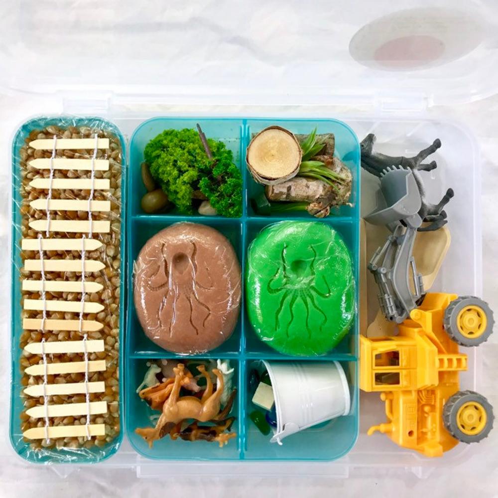 Pin by Meghan Calder on Crafts Playdough kits, Sensory