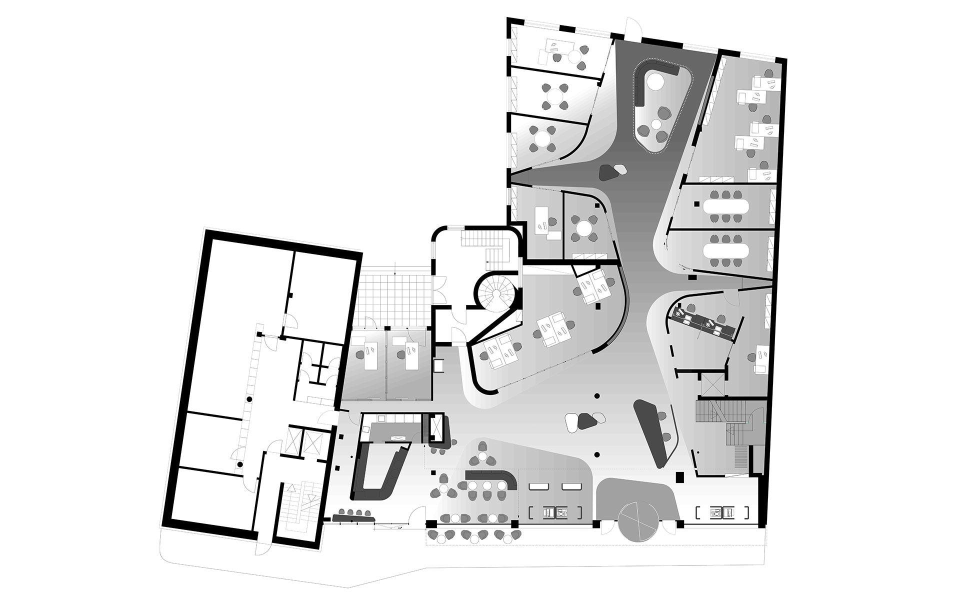 bkp   Innenarchitektur Unternehmen Umbau Bank Workshop Architektur ...