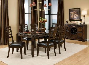 Dining Table Change Out End Chairs To Spark Up Not So Dull Delectable End Chairs For Dining Room Inspiration