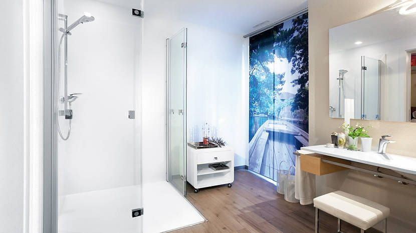 Bäder   Wc mit dusche, Familienbad und Schwörer haus