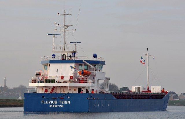 Voormalige Bestevaer   14 december 2015 te IJmuiden vanuit de Rijksbinnenhaven 3 onderweg naar zee http://koopvaardij.blogspot.nl/2015/12/voormalige-bestevaer_14.html