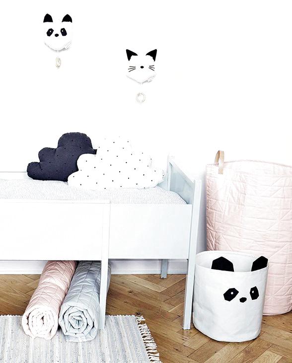 Kaufen Sie Panda Aufbewahrungskorb 30 cm L x 25 cm B Ella von Liewood, #Aufbewahrungskorb #Ella #KAUFEN #Liewood #Panda #Sie #von