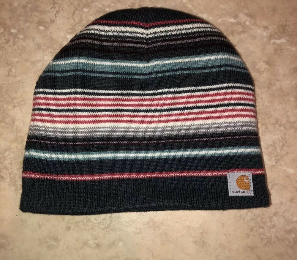 d599567cdd06a Womens Carhartt Beanie Multi Color Stripes Very Warm  fashion  clothing   shoes  accessories  womensaccessories  hats (ebay link)
