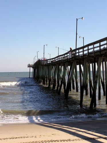 Beach Pier Home Decor For Living Room: The Pier At Virginia Beach