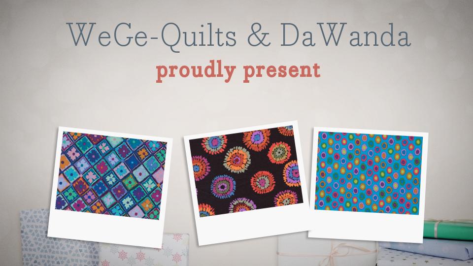Frohe Weihnachten 2013 wünscht WeGe-Quilts