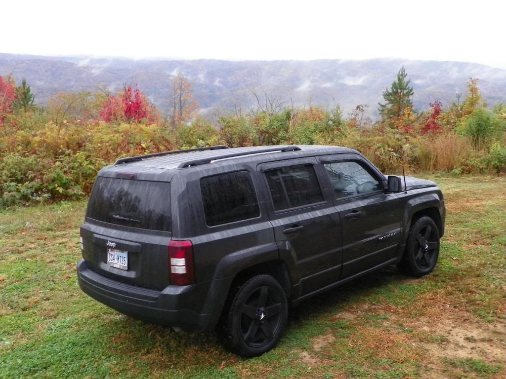 Jeep Patriot Blackout Option Jeep Patriot Jeep Camping Jeep