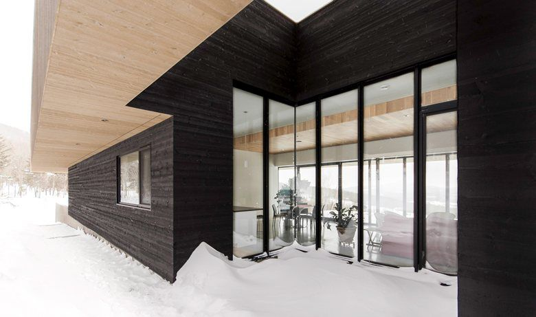 EVOCATIVE ARCHITECTURE Swiss tradition projected in Canada