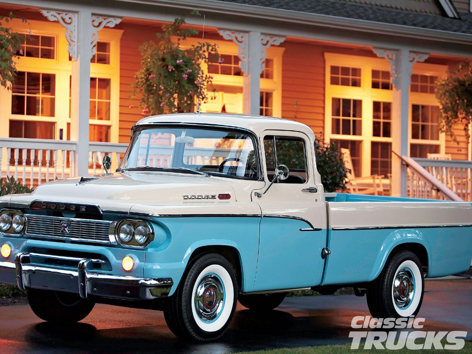 1960 Dodge D 100 Hot Rod Network Trucks Dodge 60 S Pinterest