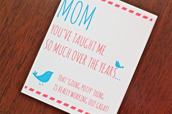 Mothers Day Card Funny Mothers Day Mothers Day Humor Greeting