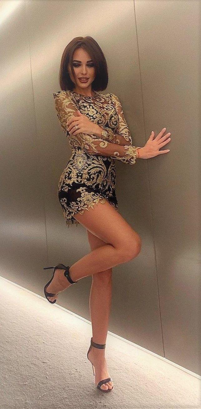 Pin su Super Short and Sexy Mini Dresses