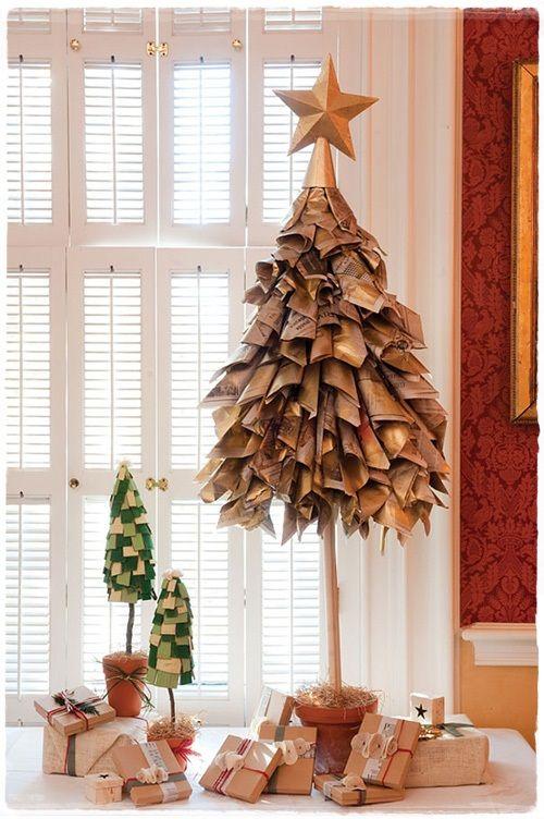 25 ideas para decorar el árbol de Navidad | navidad | Pinterest ...