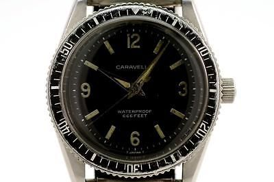 Vintage Bulova Diver Watch | eBay