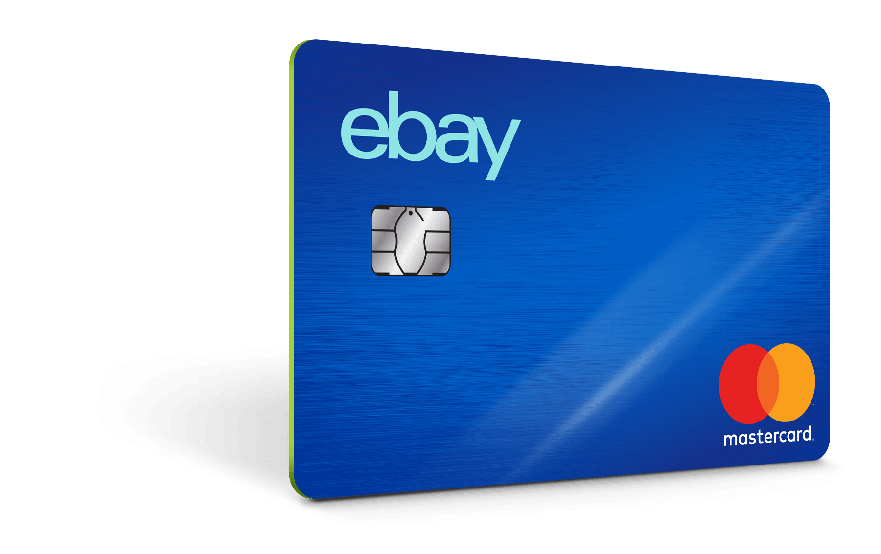 eBay MasterCard is issued by Synchrony Bank. It is a card