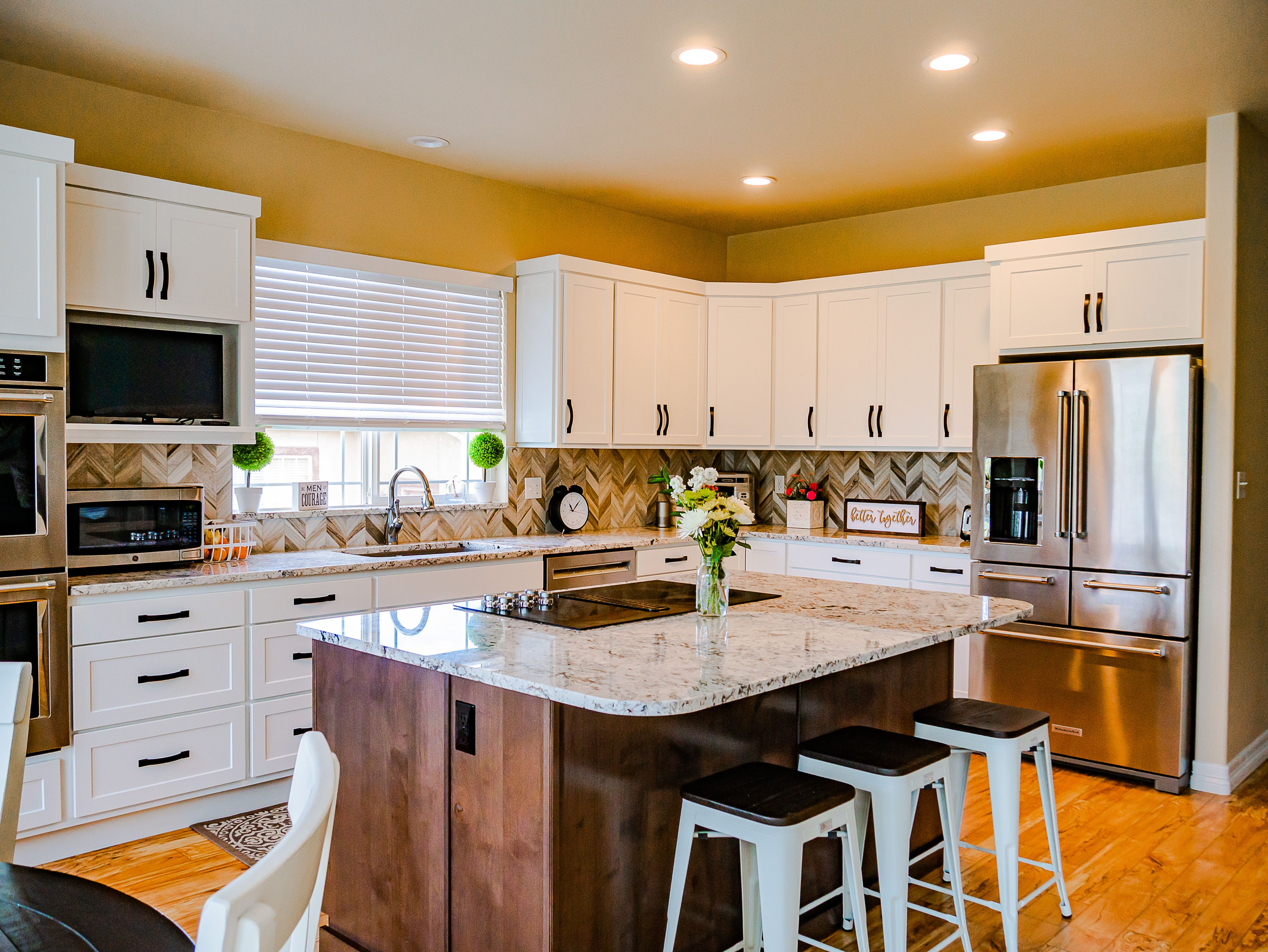 Kitchen Tune Up Colorado Springs Co Refacing In 2020 Cabinet Refacing Kitchen Prices Reface