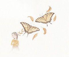 Swallowtails by Julianna Swaney