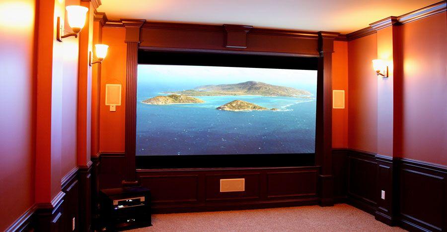 Custom Home Theater System TV Installation Gallatin Tennessee ...