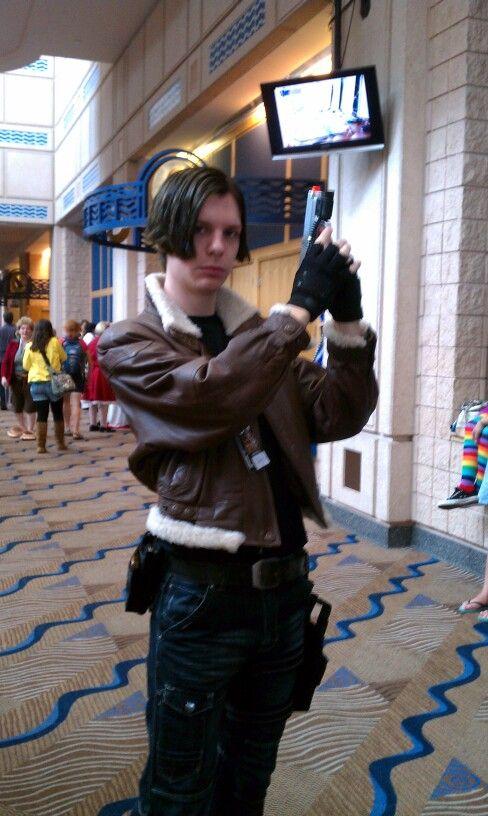 Leon S Kennedy Resident Evil 4 Metrocon July 2013