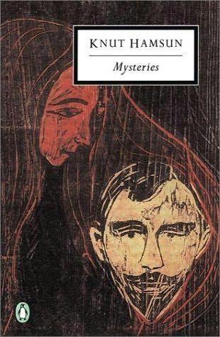 Mysteries By Knut Hamsun Knut Mystery Books