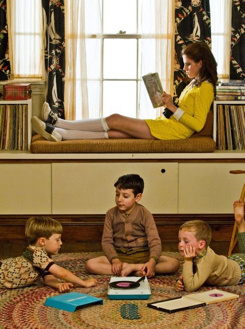 1965 as done by Wes Anderson in Moonrise Kingdom