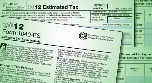 Estimated Tax Payments How They Work When TheyRe Due And Why
