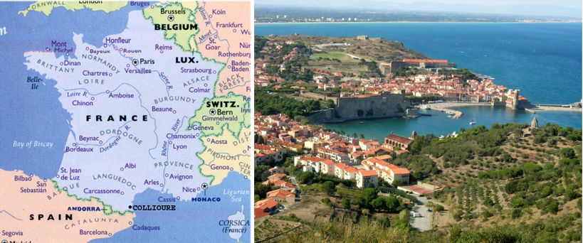 Collioure Port Vendres France Weather Places Ive Been