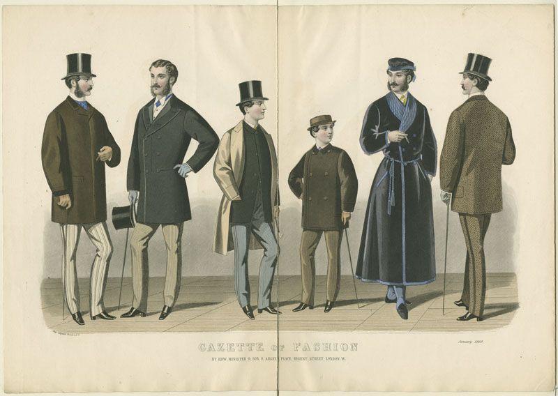 Gazette of Fashion (1868)