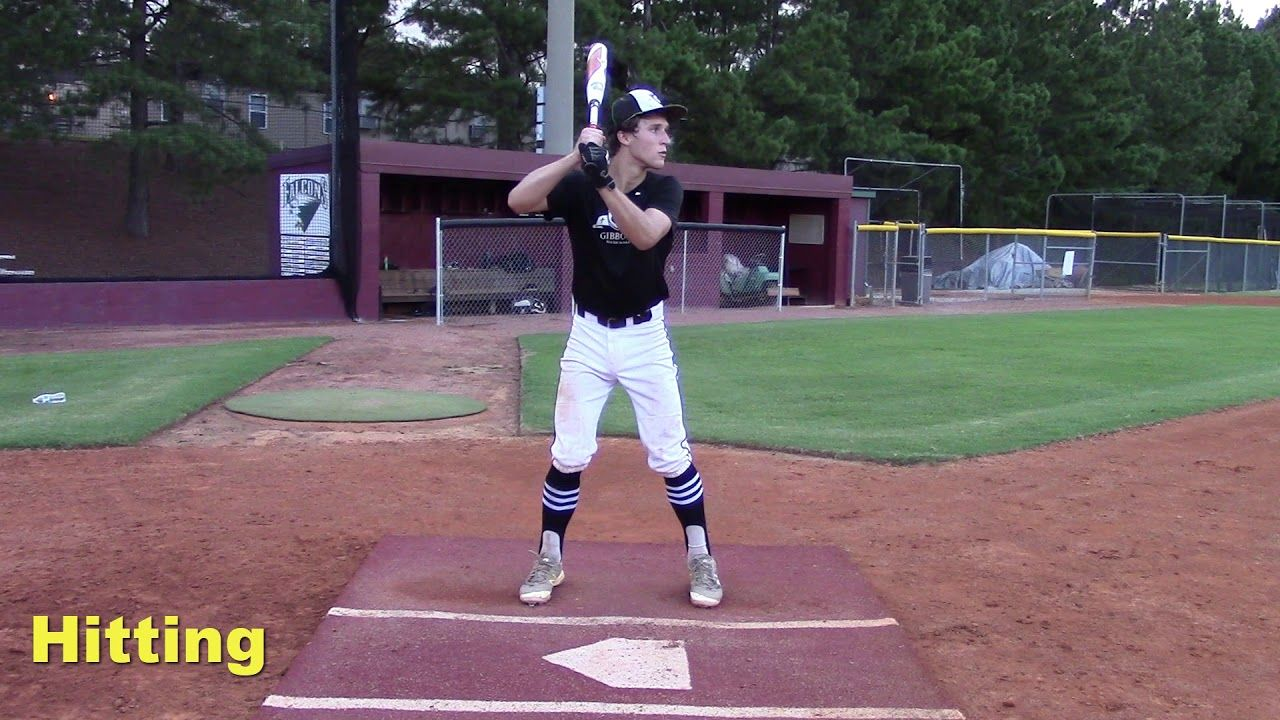 Coachtube Presents Andrew Kissell Class Of 2020 College Baseball Recruiting Video College Baseball Class Of 2020 Free Workouts